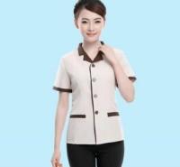 物业保洁服装定制 款式多样 四季服装定制 尺寸可定制 南京欣宁杉