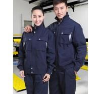南京工作服定制  连体长袖 搬运 车间防尘 劳保 工装