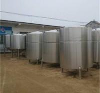 304不锈钢储罐供应 不锈钢反应釜通帆长期出售