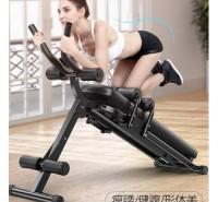 仰卧板健腹器 懒人收腹运动机 健身器材 家用 腹肌板 减肚子