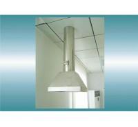 通风柜 东营全钢实验室通风柜 化验室台柜防腐排风柜
