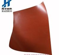 钢丝硅胶布玻璃纤维膨体硅橡胶防火布厂家