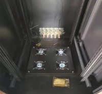37u屏蔽机柜 2米高1000深服务器信号防泄漏安全 锐世PBS-7037C级