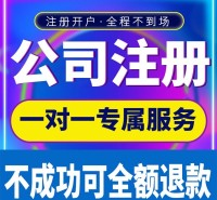 上海注册公司-代理记账会计