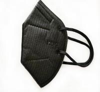 一次性口罩货含熔喷布防护蓝色黑色白色民用车间防尘口罩