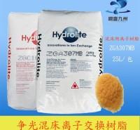 抛光树脂 争光混床阳离子树脂 ZGA307MB阴离子交换树脂