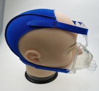 W021B厂家定制儿童呼吸机软头带儿童呼吸机头带柔软呼吸机头带固定带