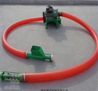 便携式电动吸粮机 多用途软管吸谷机 流动型抽谷机