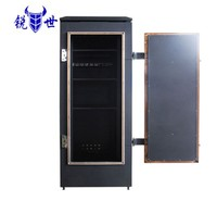 电磁屏蔽机柜厂家 高2米宽700深1000 37U标准机柜