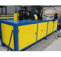 厂家直销 数控全自动 液压不锈钢角钢 角铁法兰生产线