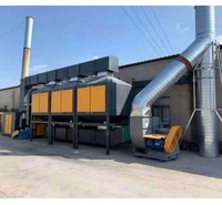 工业废气处理设备 除尘器设备 除尘器 催化燃烧