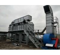 废气治理设备 催化燃烧设备 喷淋塔