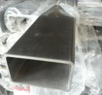304不锈钢扁通厂家订做