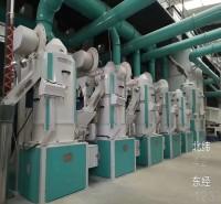 大米加工设备 NZJ30T大型成套大米加工设备 成套碾米设备