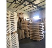 单面如出现质量问题无条件退换免熏蒸托盘 价位 二手出口免熏蒸木托盘宁波工厂