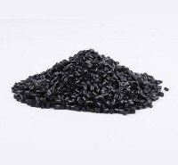 PE再生塑料颗粒 志友PE高压黑色边角料 快递袋蔬菜袋子彩印颗粒