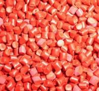 PE高压红色高压边角料 志友PE再生聚乙稀一级高压再生料可用于各种吹膜