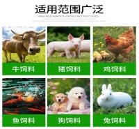 厂家直销干进干出饲料颗粒机 宠物饲料颗粒机高效饲料加工设备
