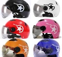 电瓶车头盔威海生产厂家