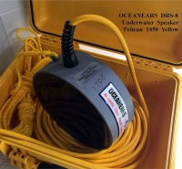 供应美国原装进口Oceanears水下扬声器阵列3 ELEMENT ARRAY with PVC CAGES