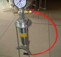 YMS-1砂浆压力泌水测试仪 YMS-1砂浆压力泌水试验仪