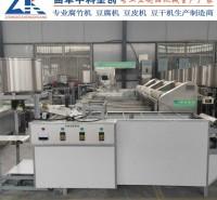 生产干豆腐的机器价格 不锈钢全自动干豆腐机 新型气压压榨成型