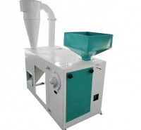 面粉机 小型谷物脱壳机 大米加工碾米机设备
