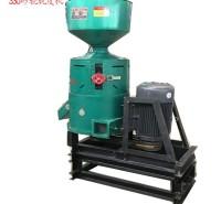 小型稻谷打米机大米加工设备碾米机脱皮机