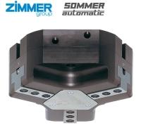 GED1302德国sommer3指电动定心抓手ZIMMER机器人手臂供应