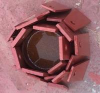 新标加强立管焊接吊(支)座225250219 管道辅料