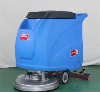 服务区走道卫生间保洁拖地机 全自动手推式洗地机M1