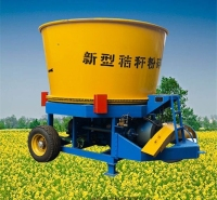 辽宁全自动粉碎机 养牛场电动粉草机 秸秆麦秆铡段机