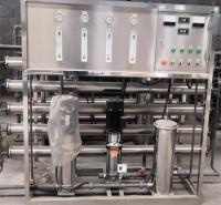 反渗透纯水设备 0.5吨单机水处理 双级纯净水设备