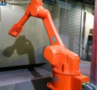 水龙头喷涂机器人东莞挂线喷涂机器人