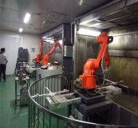 喷漆机械手东莞喷涂机器人维修厂家