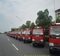 厂家发货 重汽六方水罐消防车