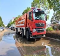厂家直发 豪沃单桥3吨水罐消防车