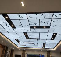 软膜灯箱 环保节能透光软膜 透光软膜新款材料