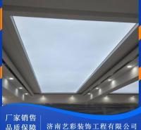 软膜造型卡布灯箱 免费设计喷绘膜柱子 喷绘膜柱子私家定制