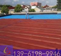晋城煤棚网架彩钢瓦防腐经验丰富 煤棚除锈刷漆施工实在