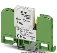 菲尼克斯PLC-RSC- 24DC/21/MS继电器保护电路