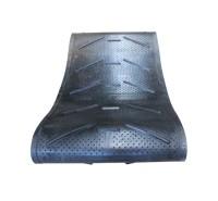 抛丸机橡胶履带Q3210 耐磨度高 抛丸机橡胶履带