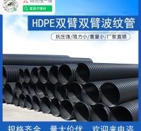 波纹管   睿泓HDPE双壁波纹管300S2