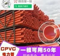电力管   睿泓PVC电力管160x5.0
