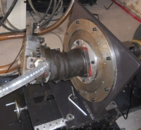 河北任丘地区铝型材挤压机液压泵维修 济南锐盛 专业修理 价格优惠