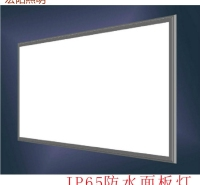 深圳防水面板灯厂家 LED防水面板灯  6060防水平板灯 IP65防水平板灯