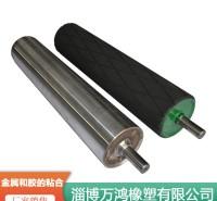胶辊 包胶辊筒 包胶滚筒 耐高温耐磨耐腐蚀硅胶辊