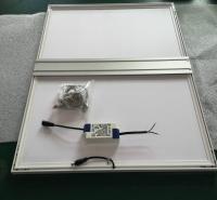 无边框面板灯直销12W无边框面板灯  295x295无边框面板灯 手机店专用无边框面板灯