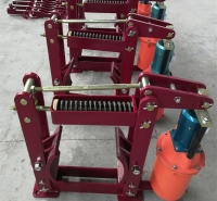 YWZ4-500/125电力液压块式制动器 焦作市液压制动器厂家