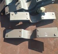 立管管夹D9.355R 不锈钢管夹现货供应